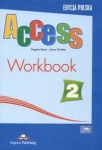 NOWA!!! Access 2 Workbook gimnazjum, wyd. Express Publishing