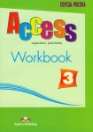 NOWA!!! Access 3 Workbook gimnazjum, wyd. Express Publishing