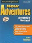 New Adventures Intermediate ćwiczenia