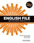 NOWA!!! English File third edition Upper-Intermediate Workbook with Key dla szkół ponadgimnazjalnych, wyd. Oxford