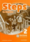 NOWA!!! Steps in English 2 Ćwiczenia, wyd. Oxford
