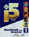 NOWA!!! The Incredible 5 Team 1 Workbook and grammar, wyd. Express Publishing