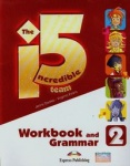 NOWA!!! The Incredible 5 Team 2 Workbook and grammar, wyd. Express Publishing