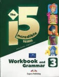 NOWA!!! The Incredible 5 Team 3 Workbook and grammar, wyd. Express Publishing